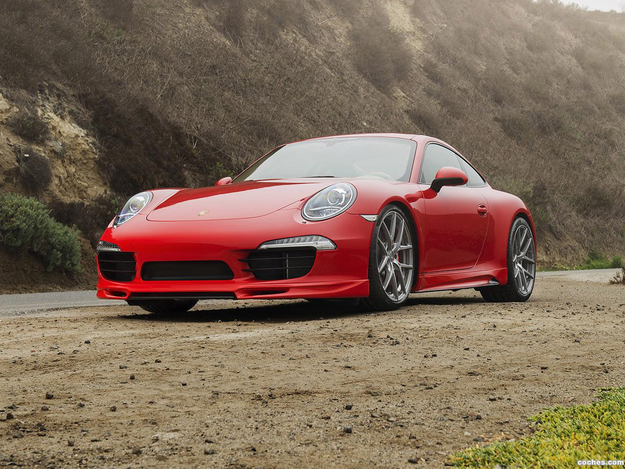Foto 0 de Vorsteiner Porsche 911 Carrera S V-GT Edition 2014