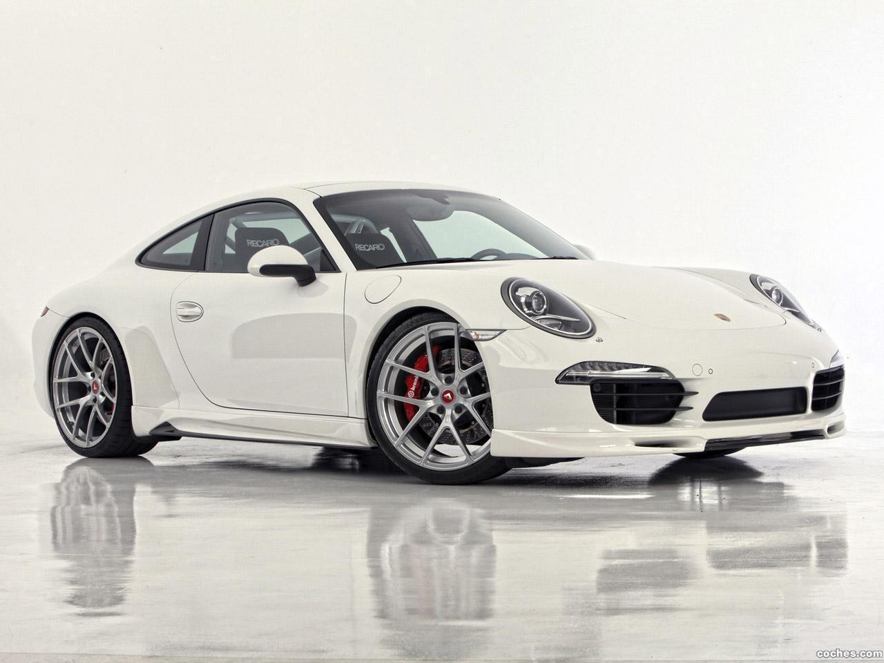 Foto 0 de Vorsteiner Porsche 911 Carrera V-GT 991 2012
