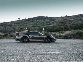 Ver foto 8 de Vorsteiner Porsche 911 Turbo S V-202 2016