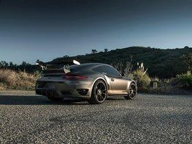 Ver foto 7 de Vorsteiner Porsche 911 Turbo S V-202 2016