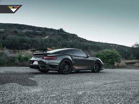 Ver foto 6 de Vorsteiner Porsche 911 Turbo S V-202 2016