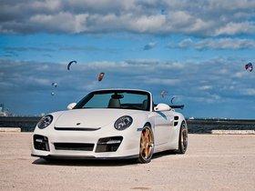 Ver foto 7 de Porsche Vorsteiner 911 V-RT Twin Turbo Cabriolet 2012
