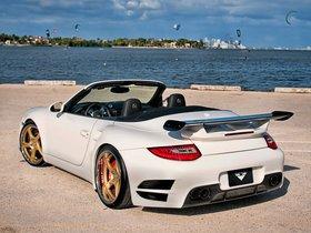 Ver foto 5 de Porsche Vorsteiner 911 V-RT Twin Turbo Cabriolet 2012