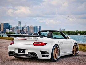 Ver foto 3 de Porsche Vorsteiner 911 V-RT Twin Turbo Cabriolet 2012