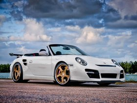 Fotos de Porsche Vorsteiner 911 V-RT Twin Turbo Cabriolet 2012