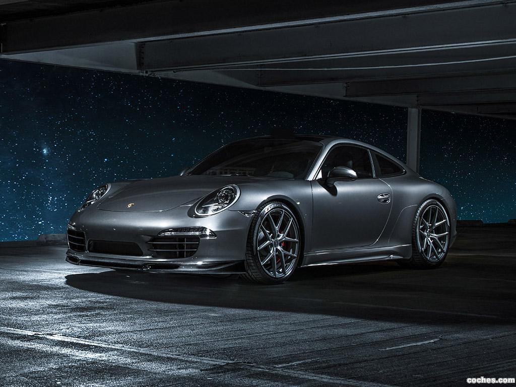 Foto 0 de Vorsteiner Porsche 991 V-GT Edition Carrera  2013