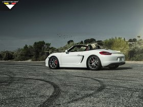 Ver foto 2 de Vorsteiner Porsche Boxster S 981 V-FF 101 2014