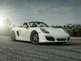 Fotos de Vorsteiner Porsche Boxster S 981 V-FF 101 2014