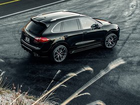 Ver foto 2 de Vorsteiner Porsche Cayenne S V-CT 2013