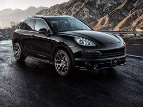 Fotos de Vorsteiner Porsche Cayenne S V-CT 2013