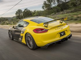 Ver foto 13 de Vorsteiner Porsche Cayman GT4 2016