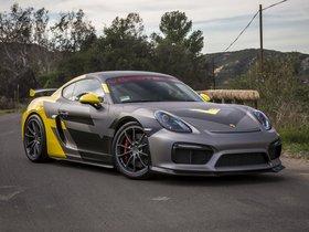 Ver foto 11 de Vorsteiner Porsche Cayman GT4 2016