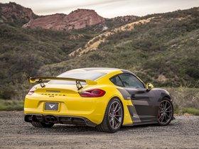 Ver foto 9 de Vorsteiner Porsche Cayman GT4 2016