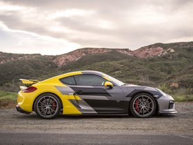 Ver foto 7 de Vorsteiner Porsche Cayman GT4 2016