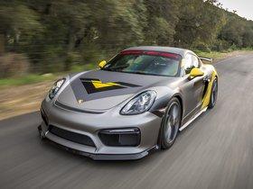 Ver foto 1 de Vorsteiner Porsche Cayman GT4 2016