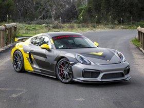 Ver foto 19 de Vorsteiner Porsche Cayman GT4 2016