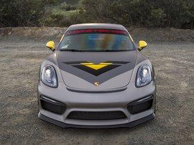 Ver foto 16 de Vorsteiner Porsche Cayman GT4 2016