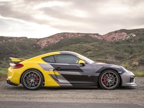 Ver foto 15 de Vorsteiner Porsche Cayman GT4 2016