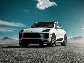 Fotos de Vorsteiner Porsche Macan V-200 2015
