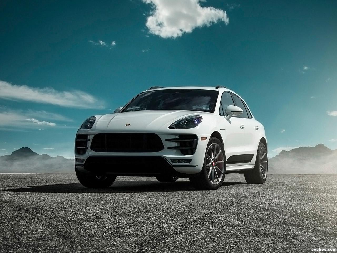 Foto 0 de Vorsteiner Porsche Macan V-200 2015
