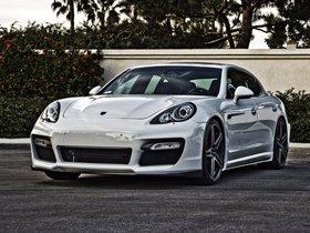 Ver foto 1 de Vorsteiner Porsche Panamera Turbo V-PT 2010