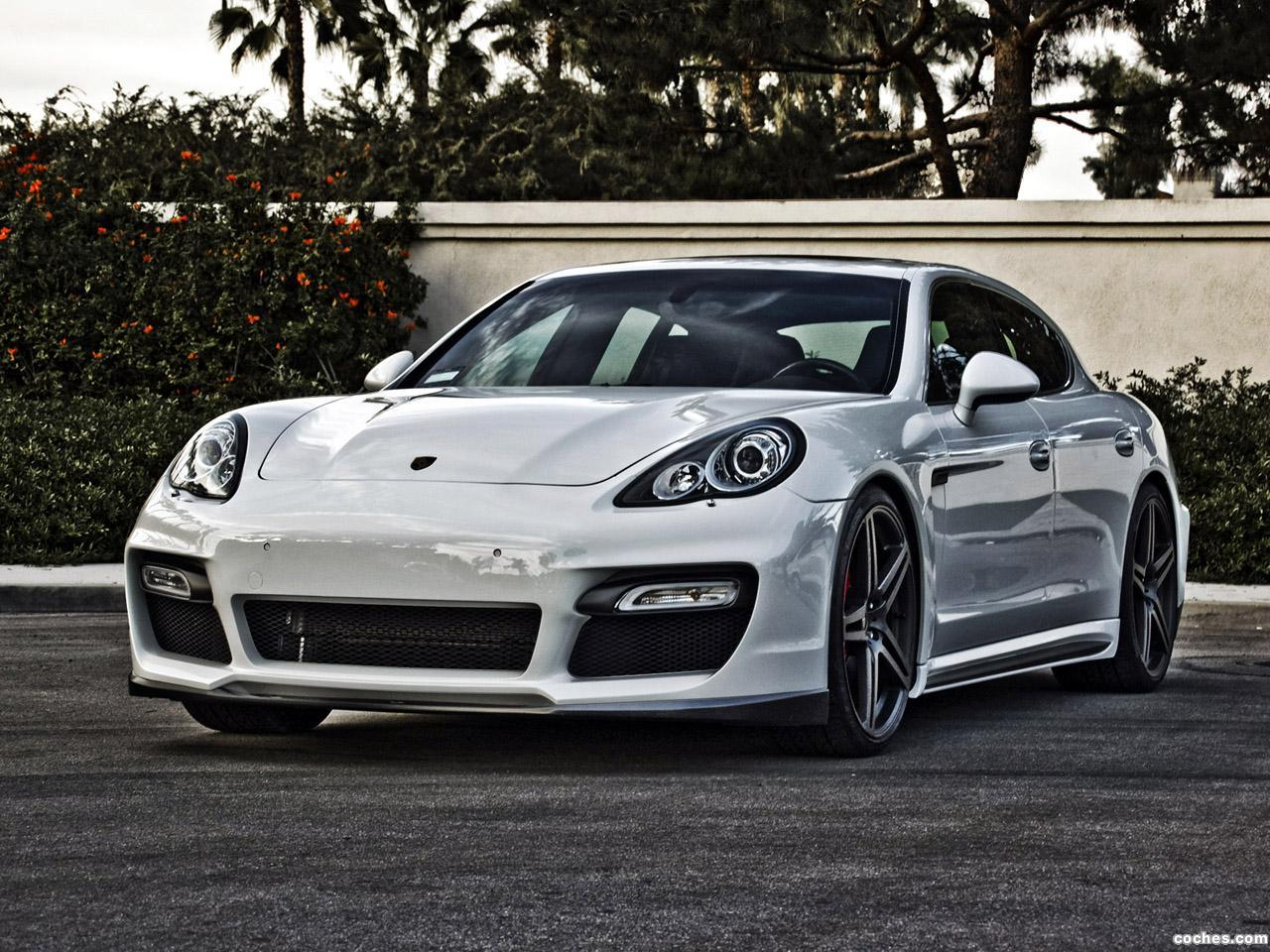 Foto 0 de Vorsteiner Porsche Panamera Turbo V-PT 2010