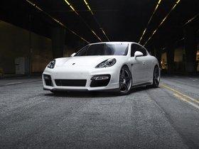 Fotos de Vorsteiner Porsche Panamera V-PT 2011