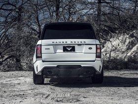 Ver foto 2 de Vorsteiner Land Rover Range Rover Veritas 2014