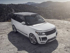 Ver foto 1 de Vorsteiner Land Rover Range Rover Veritas 2014