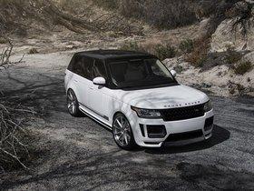 Ver foto 10 de Vorsteiner Land Rover Range Rover Veritas 2014