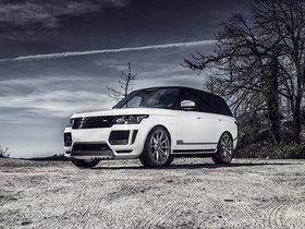 Ver foto 9 de Vorsteiner Land Rover Range Rover Veritas 2014