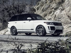 Ver foto 7 de Vorsteiner Land Rover Range Rover Veritas 2014