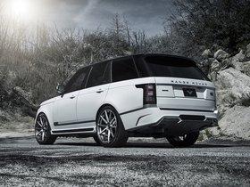 Ver foto 3 de Vorsteiner Land Rover Range Rover Veritas 2014
