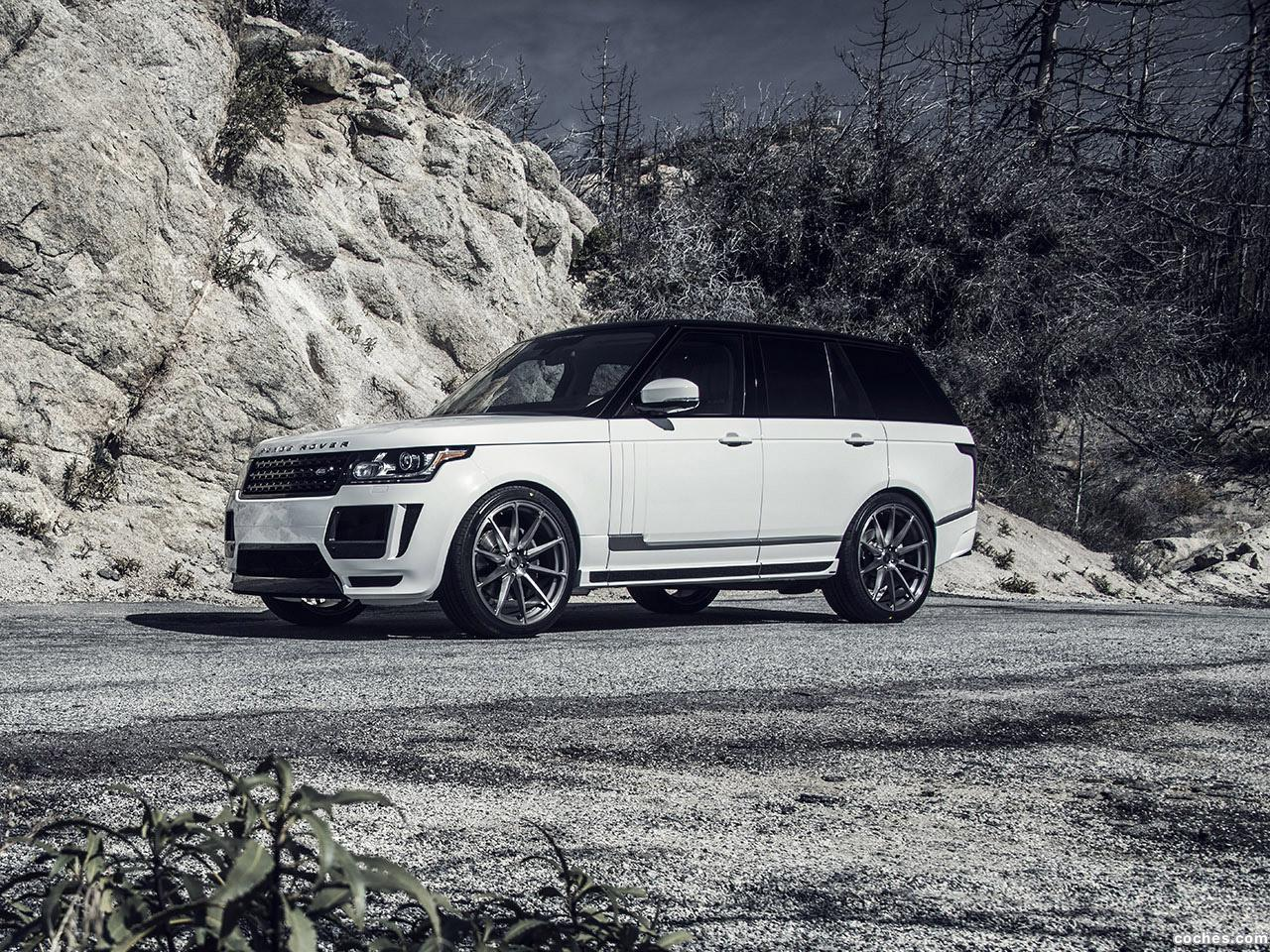 Foto 5 de Vorsteiner Land Rover Range Rover Veritas 2014