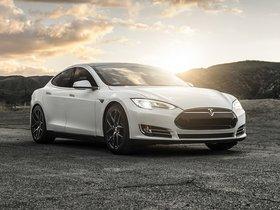 Ver foto 1 de Vorsteiner Tesla Model S V-FF 101 2014