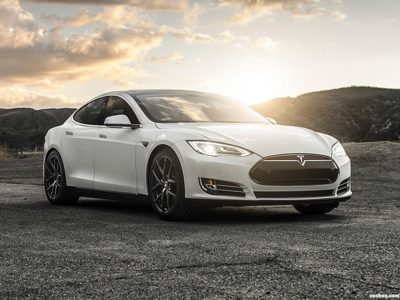 Foto 0 de Vorsteiner Tesla Model S V-FF 101 2014