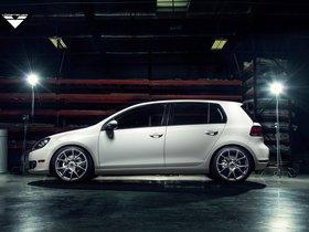 Ver foto 2 de Vorsteiner Volkswagen Golf V-FF 103 2015