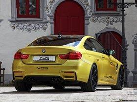 Ver foto 3 de VOS Performance BMW M4 Coupe F82 2015