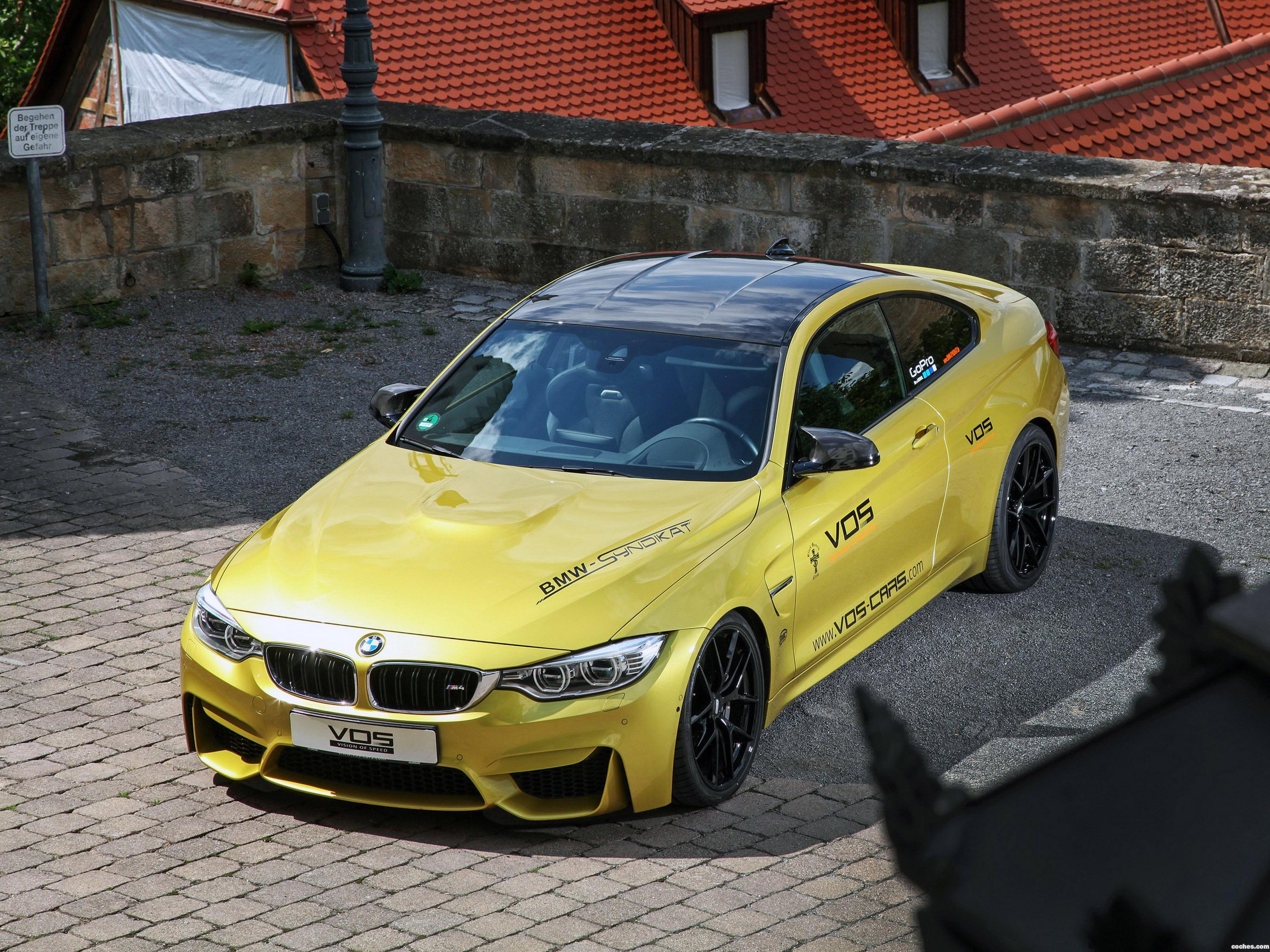 Foto 0 de VOS Performance BMW M4 Coupe F82 2015