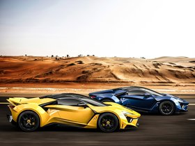 Ver foto 3 de W Motors Fenyr Supersport 2015
