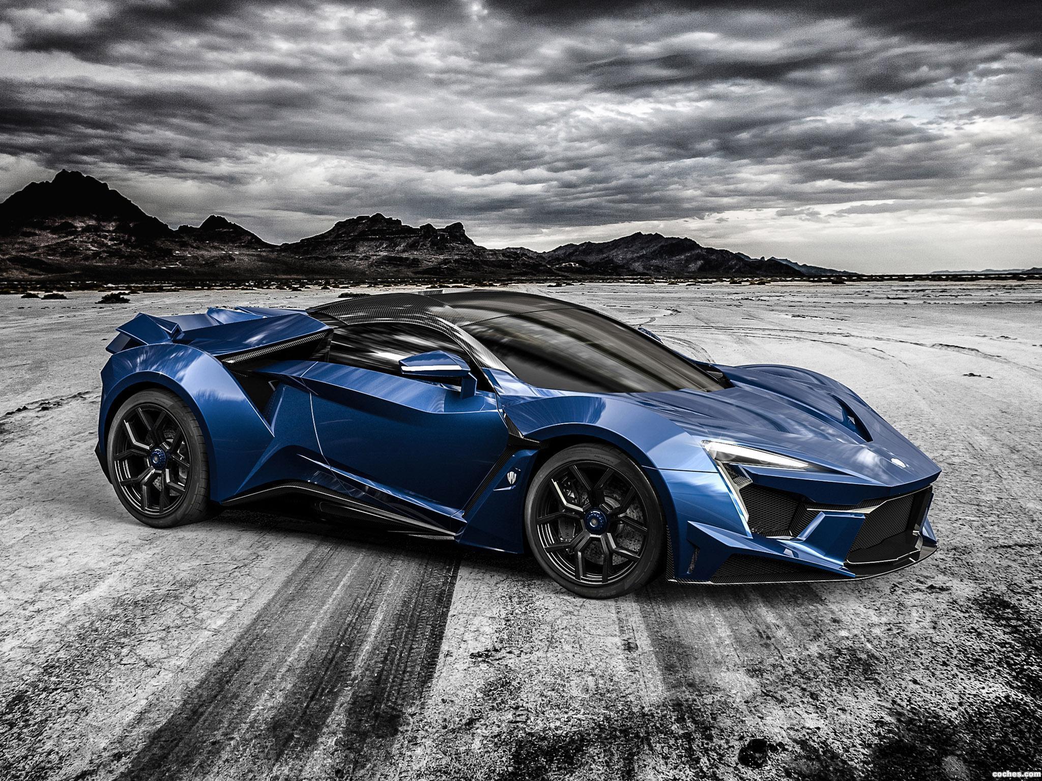 Foto 8 de W Motors Fenyr Supersport 2015