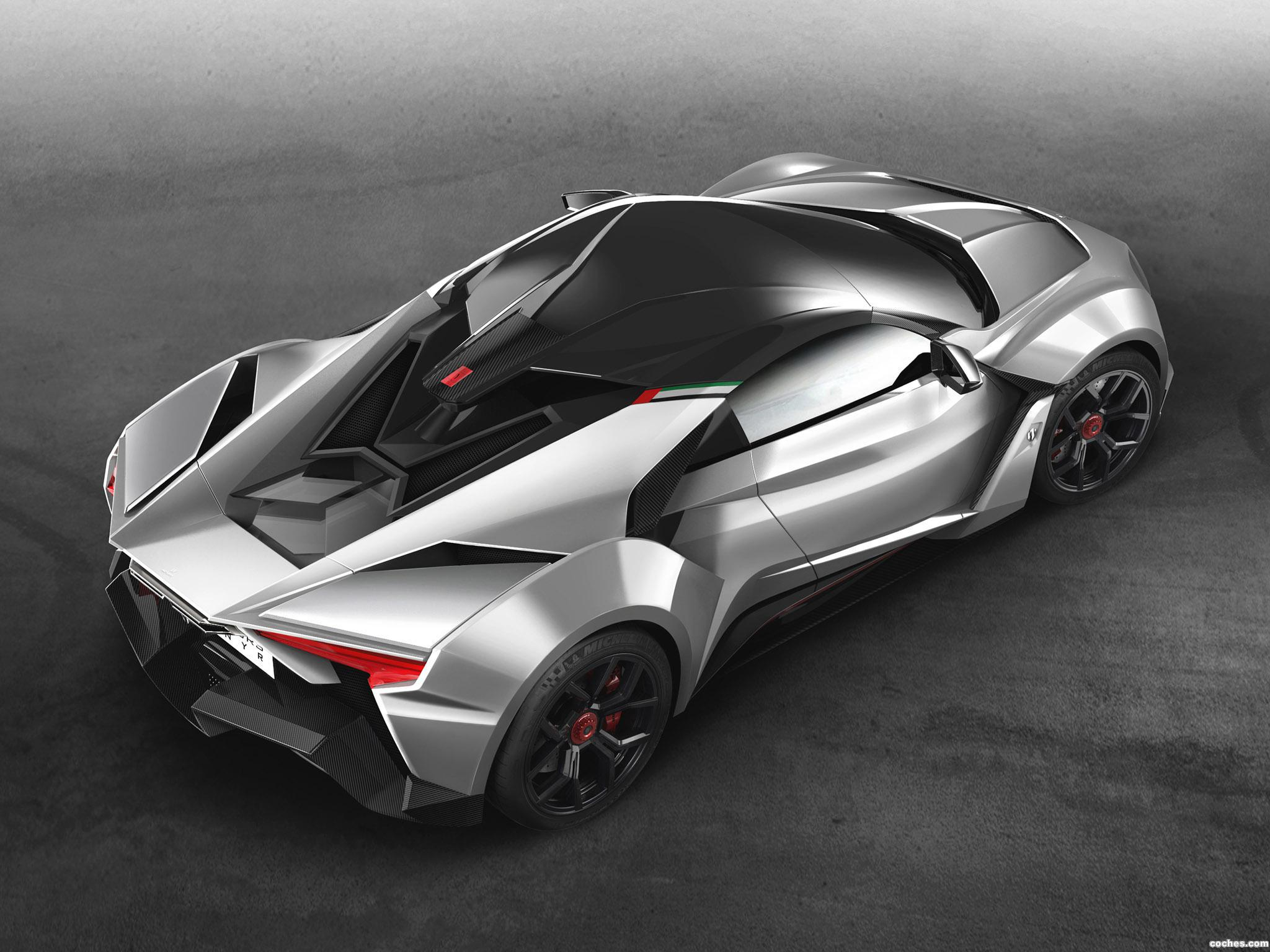Foto 5 de W Motors Fenyr Supersport 2015