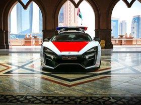 Ver foto 1 de W Motors Lykan Hypersport Police Car 2015