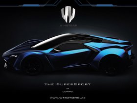Ver foto 6 de W Motors Lykan SuperSport 2014