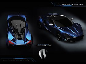 Ver foto 5 de W Motors Lykan SuperSport 2014