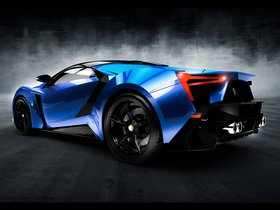 Ver foto 3 de W Motors Lykan SuperSport 2014