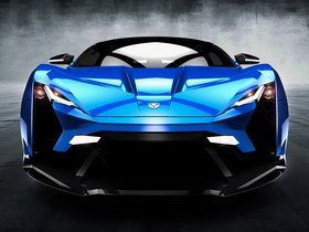 Ver foto 1 de W Motors Lykan SuperSport 2014