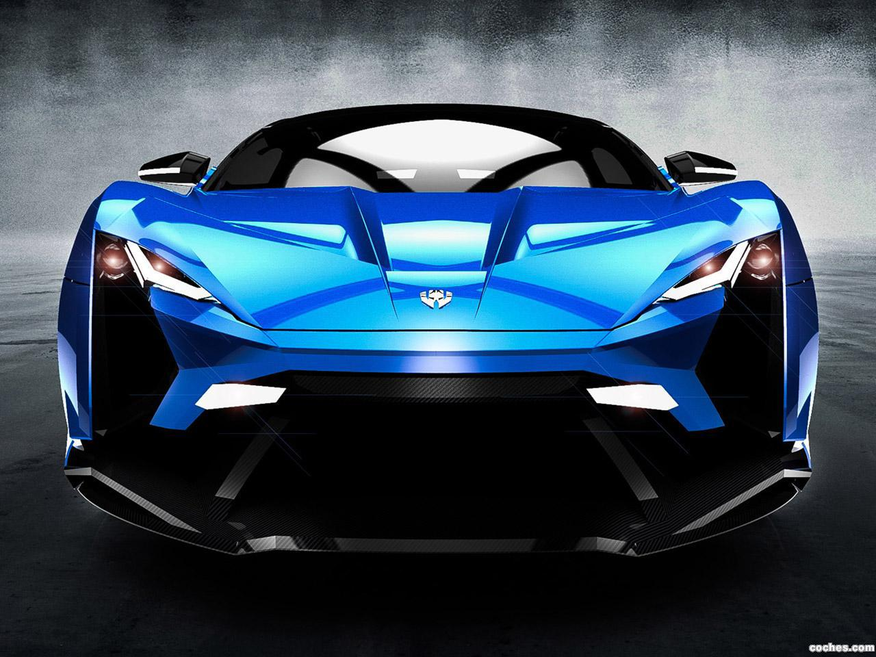Foto 0 de W Motors Lykan SuperSport 2014