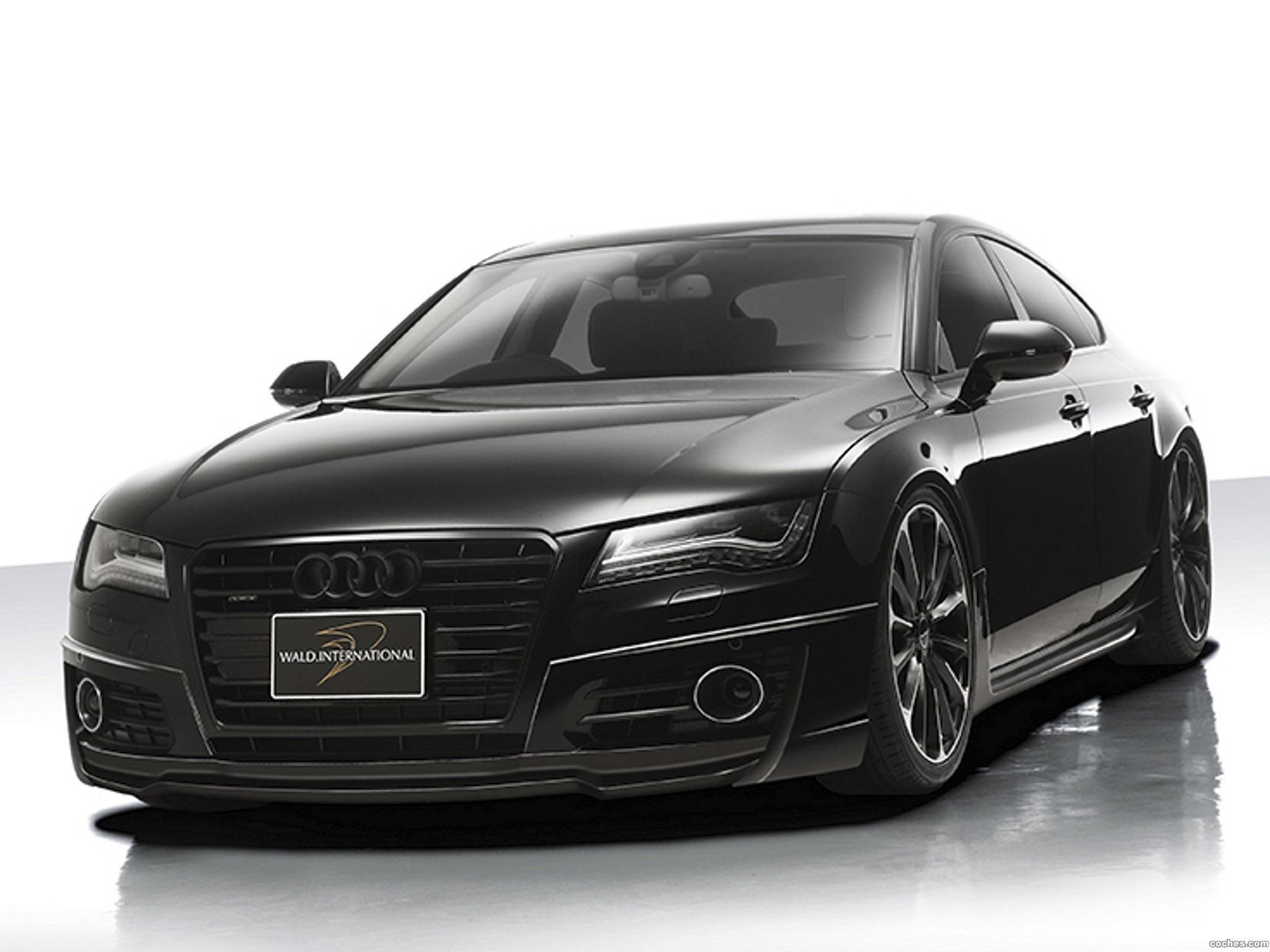 Foto 0 de WALD Audi A7 Sportback 2013