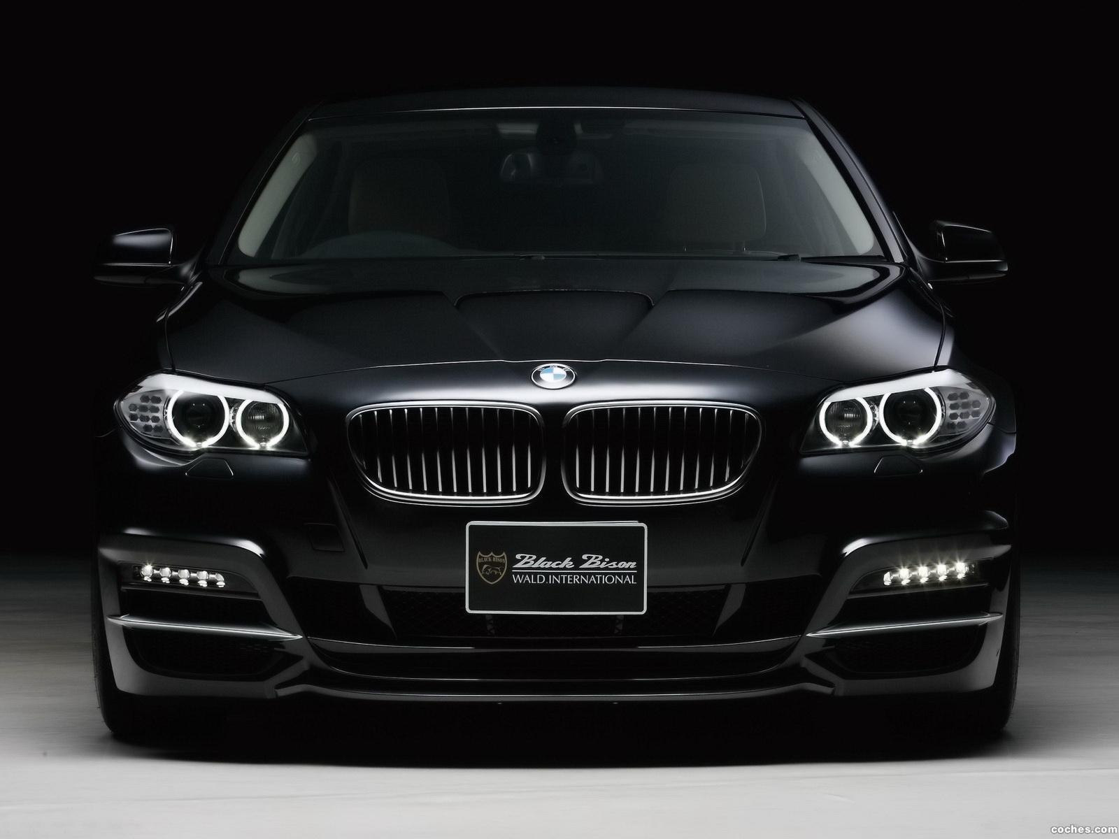 Foto 0 de WALD BMW Serie 5 Black Bison Edition F10  2011